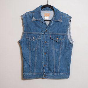 Levi's x Vintage - Denim Cut-off Vest